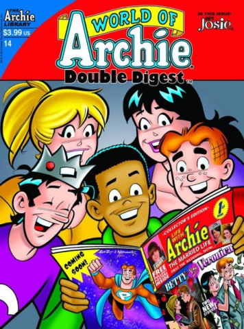 World of Archie Double Digest #14
