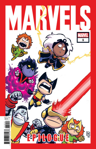 Marvels: Epilogue #1 (Young Cover)