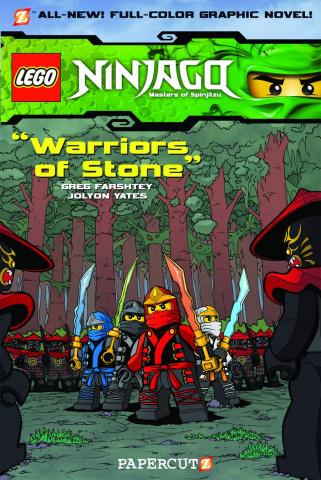 Ninjago Vol. 6