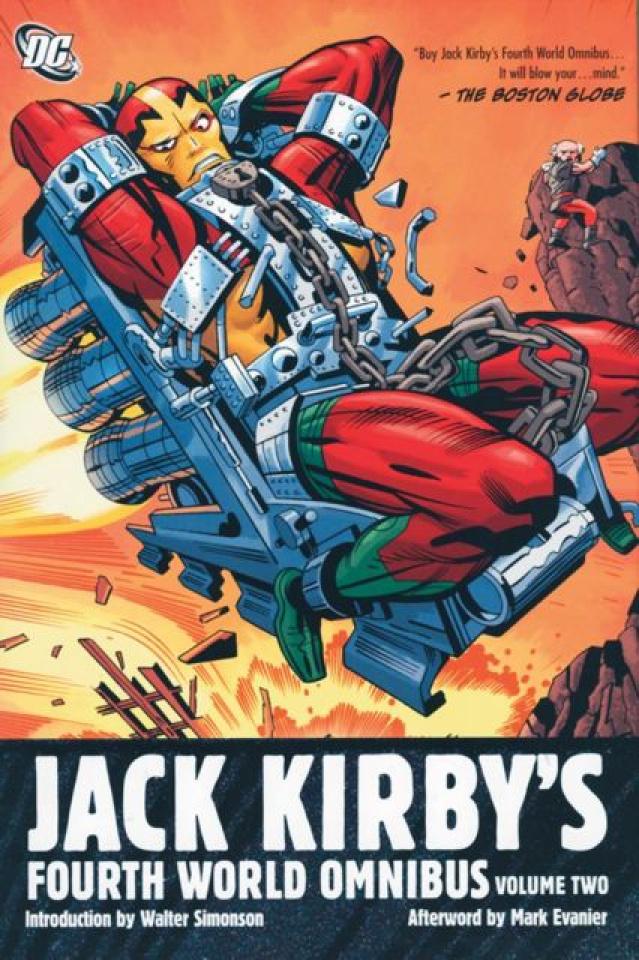 Jack Kirby's Fourth World Vol. 2