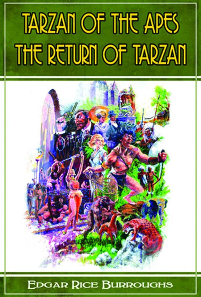 Tarzan of the Apes: The Return of Tarzan