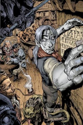 Vertigo Resurrected: Sandman Presents Petrefax #1