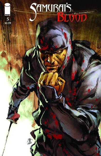 Samurai's Blood #5