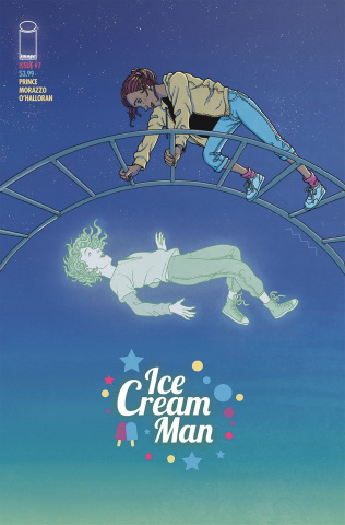 Ice Cream Man #7 (Morazzo & O'Halloran Cover)