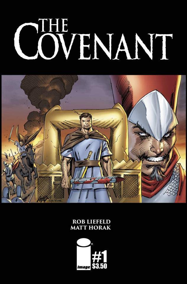 The Covenant #1 (Liefeld Cover)