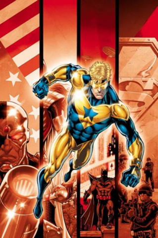 Booster Gold #44 (2nd Printing)
