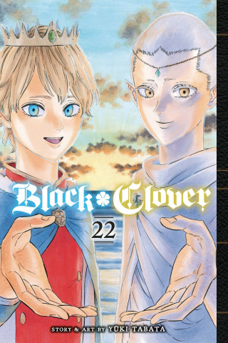 Black Clover Vol. 22