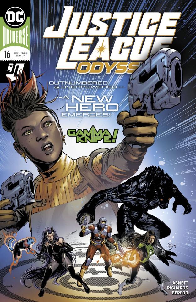 Justice League: Odyssey #16