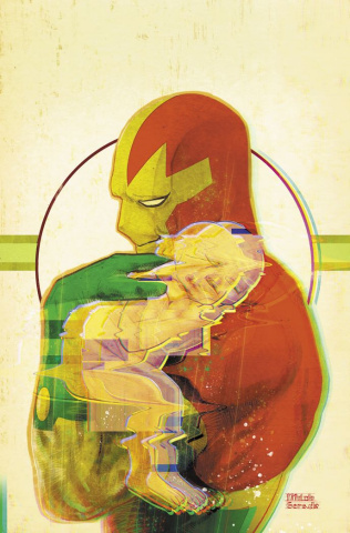 Mister Miracle #7 (Variant Cover)