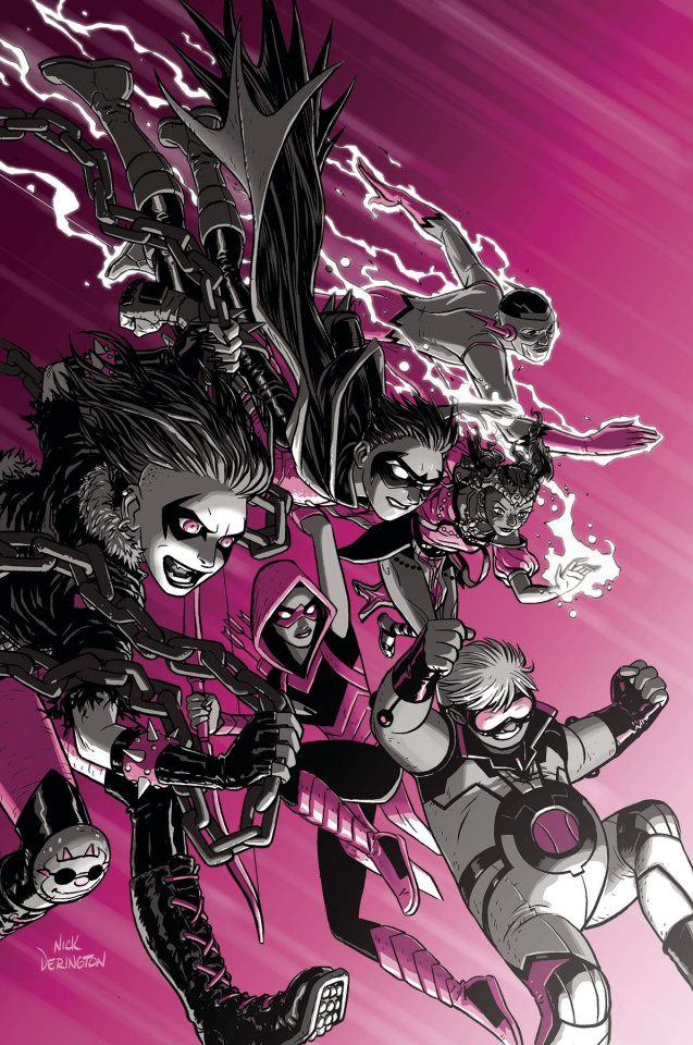 Teen Titans #23 (Foil Cover)