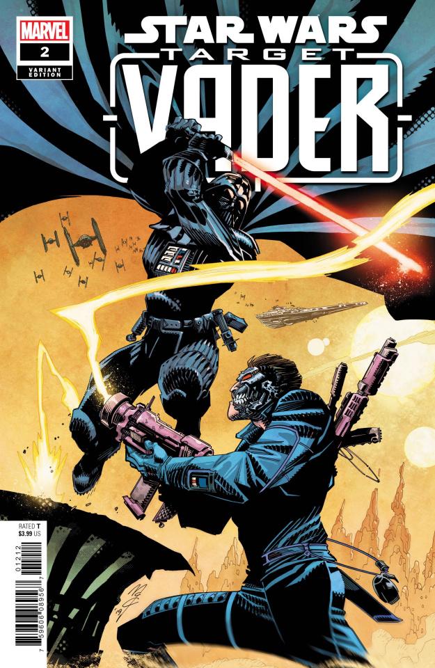 Star Wars: Target Vader #2 (McCrea Cover)