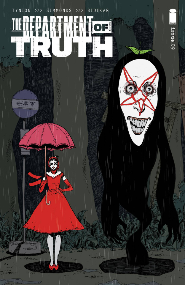 The Department of Truth #9 (Thorogood Cover)