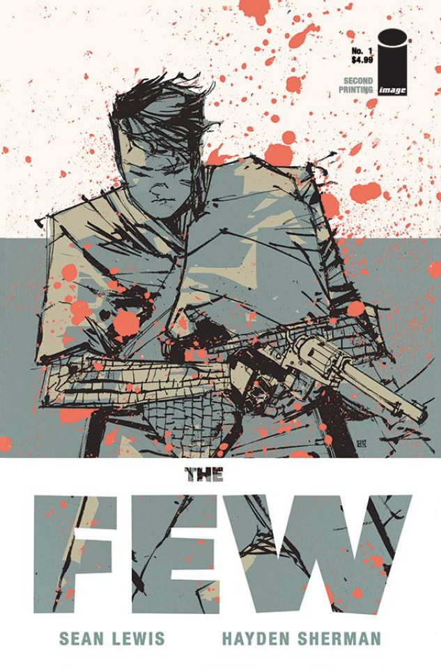 The Few #1 (2nd Printing)