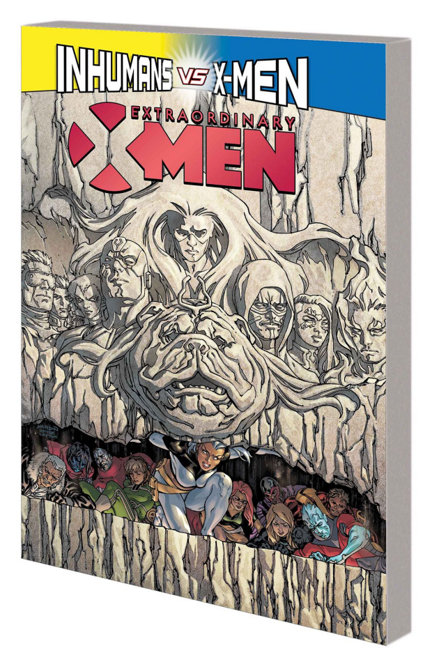 Extraordinary X-Men Vol. 4: IvX