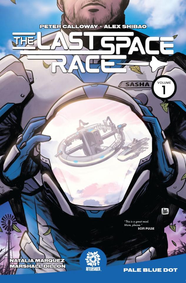 The Last Space Race Vol/ 1