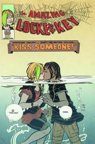 Locke & Key: Alpha #2 (Sim Cover)