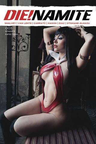 DIE!namite #3 (Cosplay Cover)