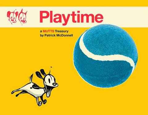 Mutt's Treasury: Playtime