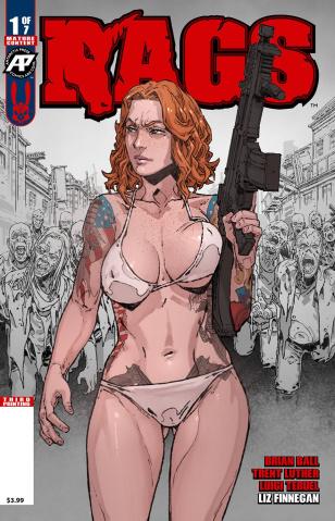 Rags #1 (3rd Printing)