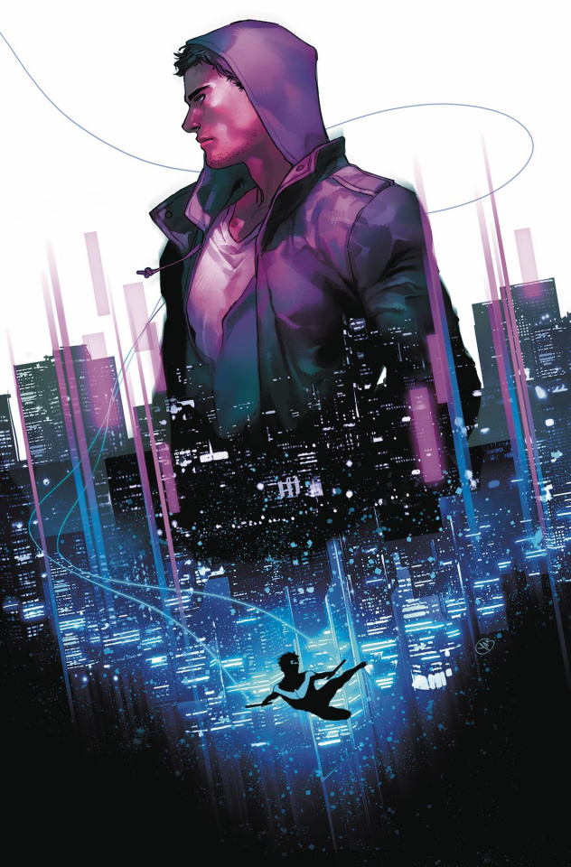 Nightwing #59 (Variant Cover)