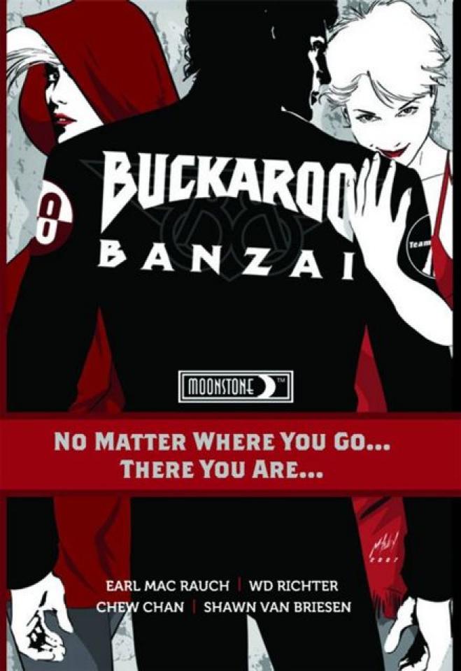 Buckaroo Banzai: No Matter Where You Go… There You Are...