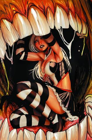 Wonderland #6 (Sejic Cover)