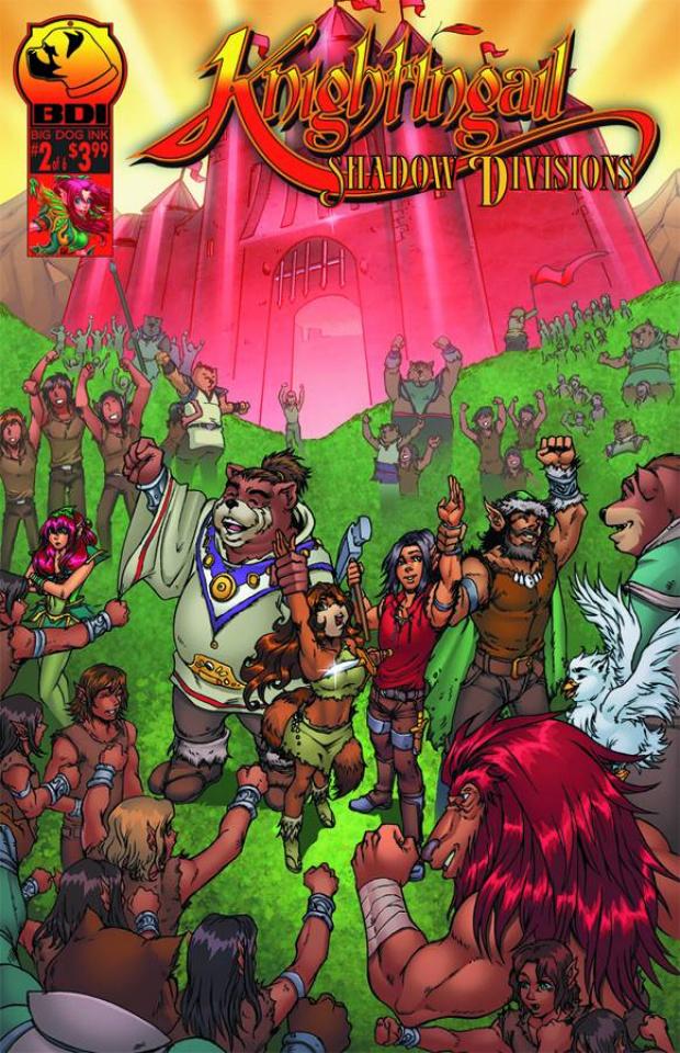 Knightingail: Shadow Divisions #2