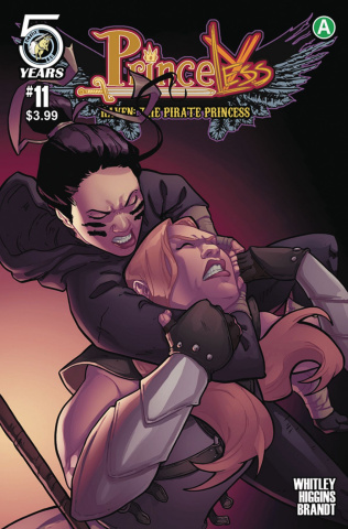 Princeless: Raven, The Pirate Princess #11