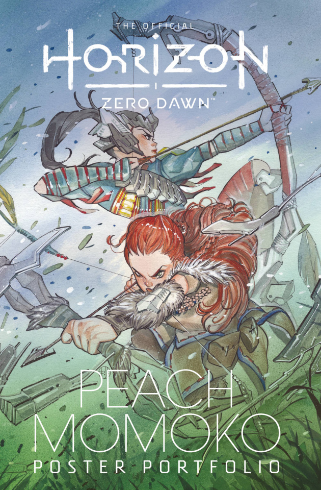 Horizon: Zero Dawn - Peach Momoko Poster Portfolio