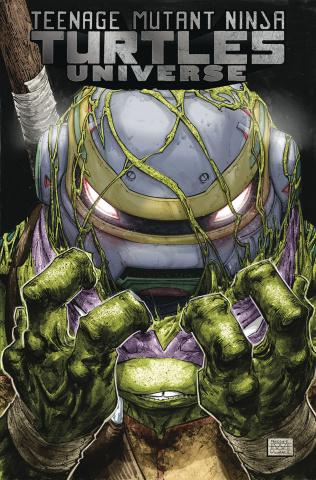 Teenage Mutant Ninja Turtles Universe Vol. 2: New Strangeness
