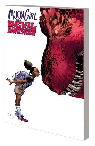 Moon Girl and Devil Dinosaur Vol. 1: BFFs