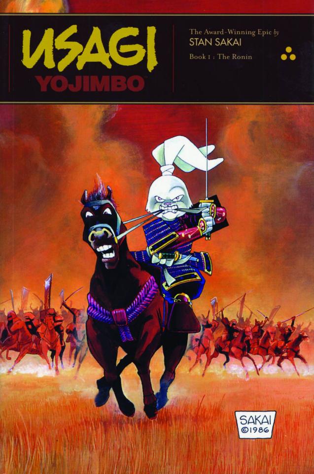 Usagi Yojimbo Vol. 1: The Ronin