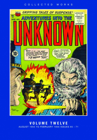 Adventures Into the Unknown! Vol. 12