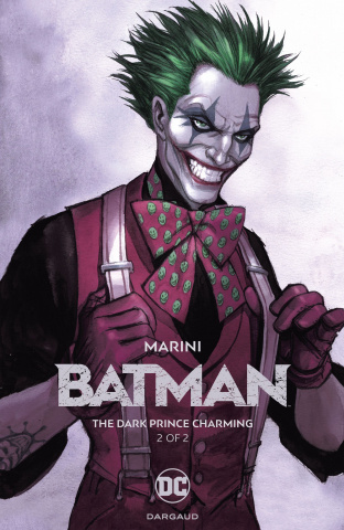 Batman: The Dark Prince Charming Book 2
