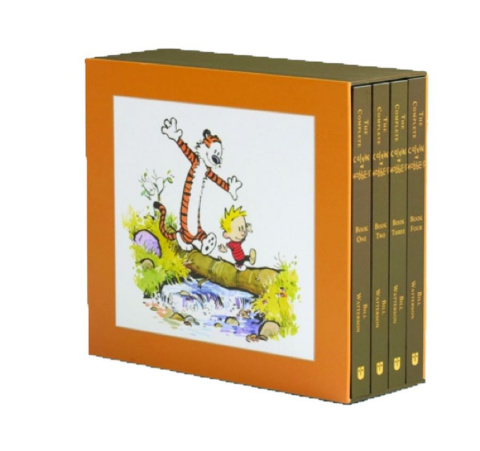 The Complete Calvin and Hobbes (Slipcase Edition)