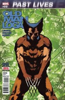 Old Man Logan #22 (2nd Printing Sorrentino)