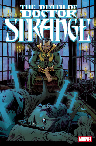 The Death of Doctor Strange #2 (Panosian Cover)