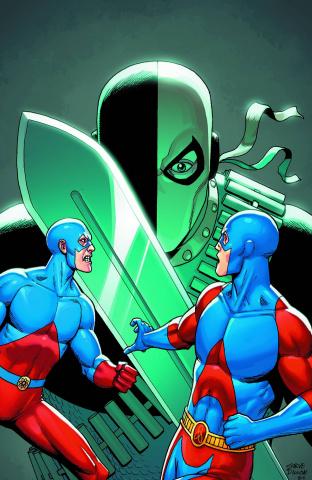 Convergence: The Atom #2