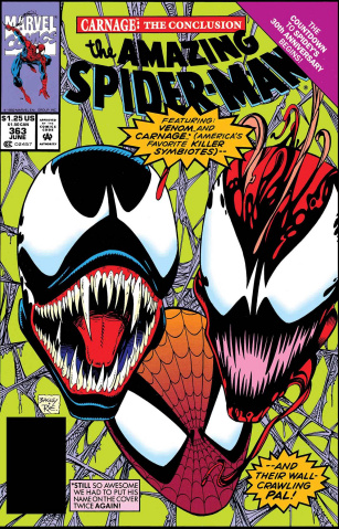 Venom: Carnage #1 (True Believers)