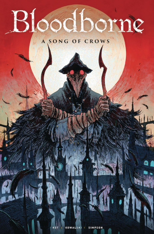Bloodborne Vol. 3: A Song of Crows