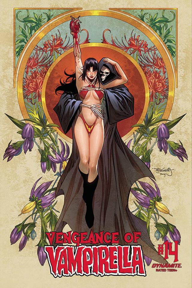 Vengeance of Vampirella #14 (Segovia Cover)