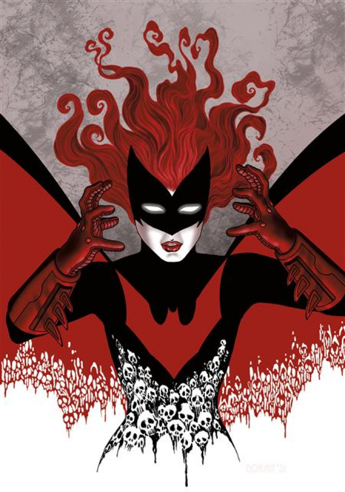 Batman: Urban Legends #8 (Colleen Doran Cover)