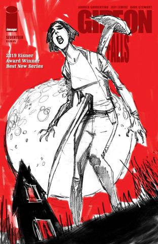 Gideon Falls #17 (McCrea Cover)