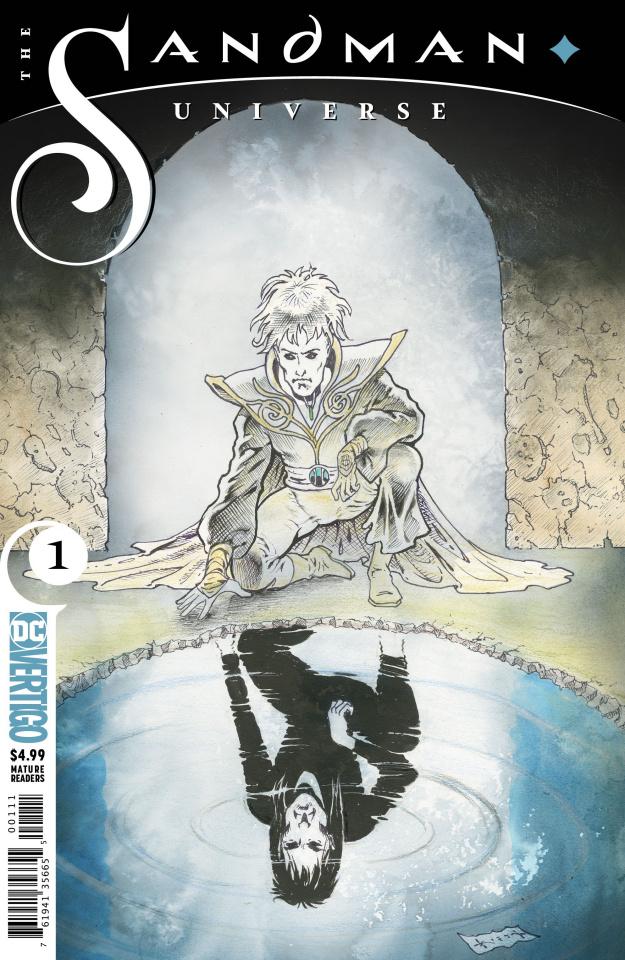 The Sandman Universe #1 (Kieth Cover)