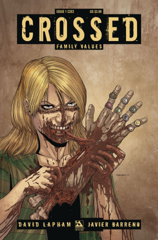 Crossed: Family Values #1 (C2E2 Cover)