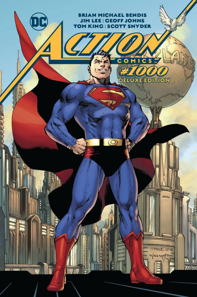 Action Comics #1000 (The Deluxe Edition)