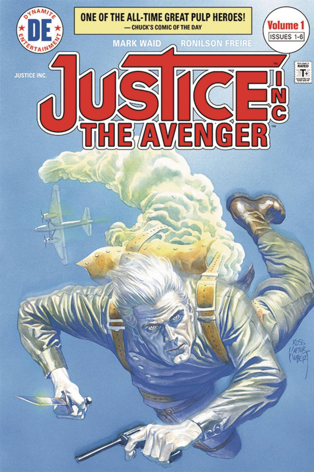Justice Inc.: The Avenger