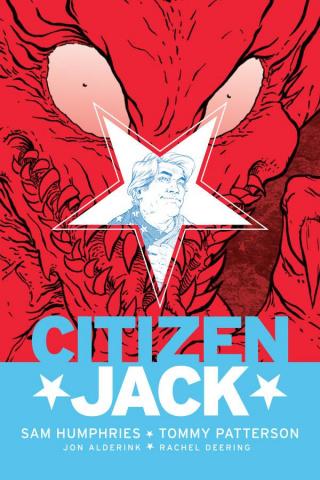 Citizen Jack #1 (Patterson Cover)