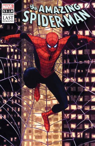 The Amazing Spider-Man #53 (Pham Cover)