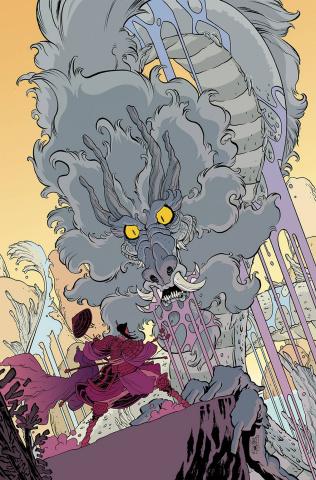 The Storyteller: Dragons #4